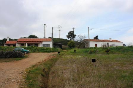 Two Houses in Alentejo