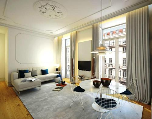Exclusive 2 Bed Apartments in the heart of Lisbon